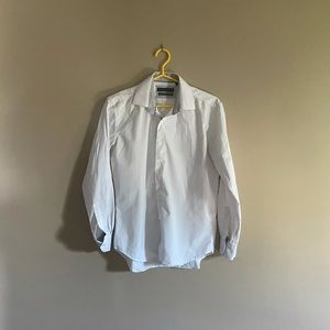 Report Collection   Slim Fit Button Down Shirt